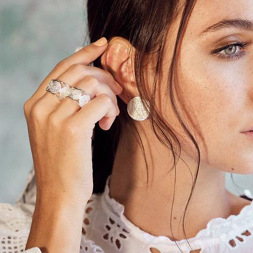 Lili Filigree Adjustable Ring
