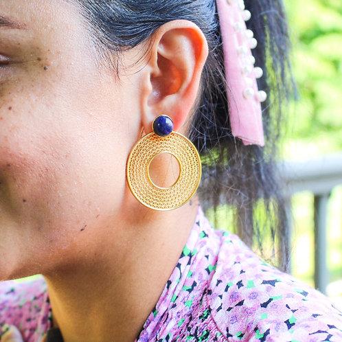 Maya Filigree Earrings