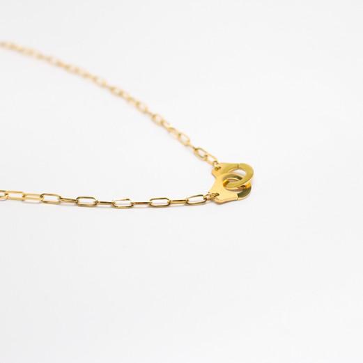 Hancuffs Link Necklace