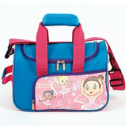 Dasha Designs 4957 Cartoon Duffle