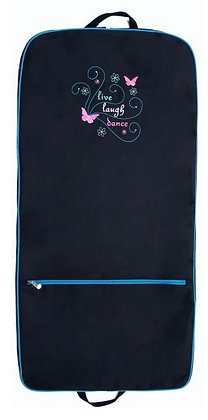 Sassi Designs LLD-04 Live, Laugh, Dance Garment Bag