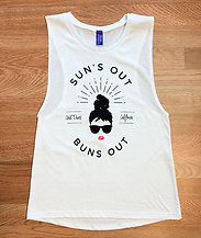Covet Sun's Out Muscle Tank (Adult)