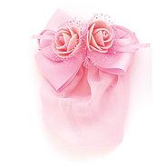 Dasha Designs 4065 Glittery Roses Snood