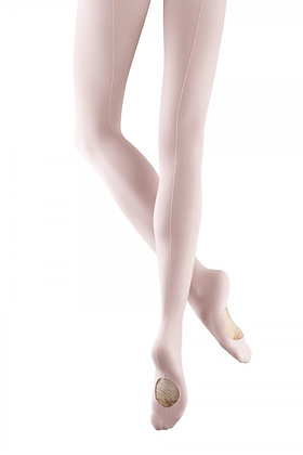 Bloch T0936G Girls Seamed Tights