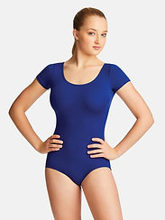 Capezio TB133/X Short Sleeve Leotard