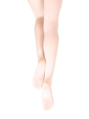Capezio 1825C/X Footed Tight