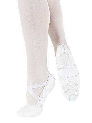 So Danca  SD110L Child Leather Ballet Slipper