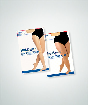 Body Wrappers A30X Women's Footed Tight