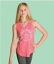 Covet Movement Never Lies - Girls V-neck Tank