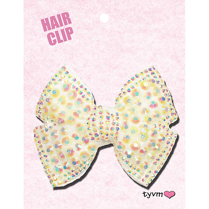 tyvm 49522 Crystallized Dazzler Hair Bows