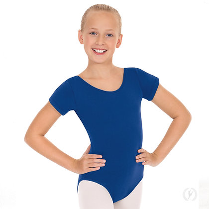 Eurotard 1043 Short Sleeve Leotard