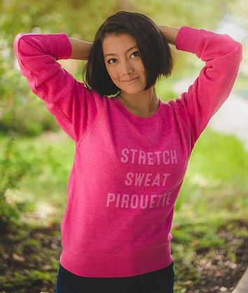 Covet Stretch Sweat Pirouette