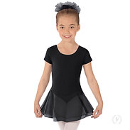 Eurotard 10467 Short Sleeve Dress