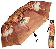 "Rainstoppers Umbrella's 44"" Mini Artist Print"