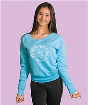 Covet Movement Never Lies - French Terry Slouchy Pullover