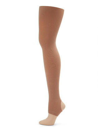 Capezio 1961 Adult Self Knit Waist Stirrup Tight