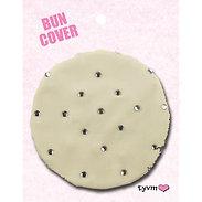 tyvm 44620 Rhinestone Starburst Bun Covers