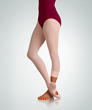 Body Wrappers A31 Adult Convertible Tights
