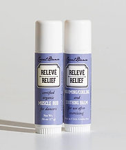 Covet Relevé Relief Muscle Rub for Dancers