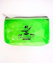 Covet Crushing It Nutcracker Beauty Bag
