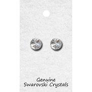 tyvm 96011 11mm Single Stone Earrings