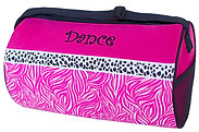 Sassi Designs CDY-02 Candy Swirl Dance Duffel