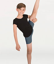 Body Wrappers B192 Boy's Dance Short