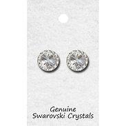 tyvm 98015 15mm Center Stone Earrings