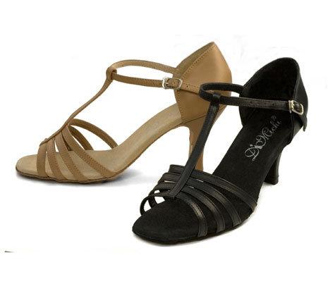 """Di Michi T-06 Adult """"Kiki"""" Ballroom Shoe"""