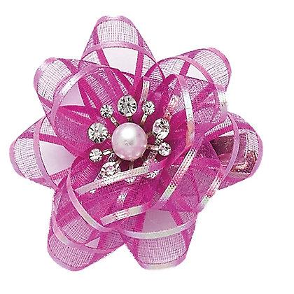 Dasha Designs 3952 Party Bow Clip