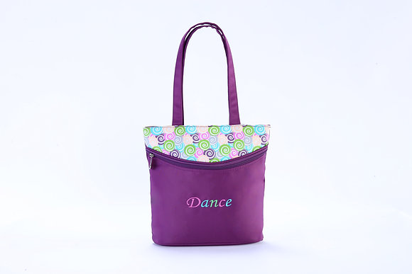 Sassi Designs POP-01 Lollipop Small Dance Tote