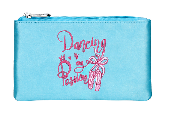 Sassi Designs DMP-60 Dancing is My Passion Accessory Pouch