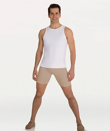 Body Wrappers M407 Men's Hi-Neck Tank Pullover
