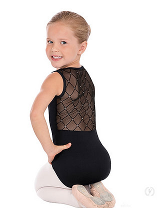 Eurotard 45870C Diamond Back Tank Leotard