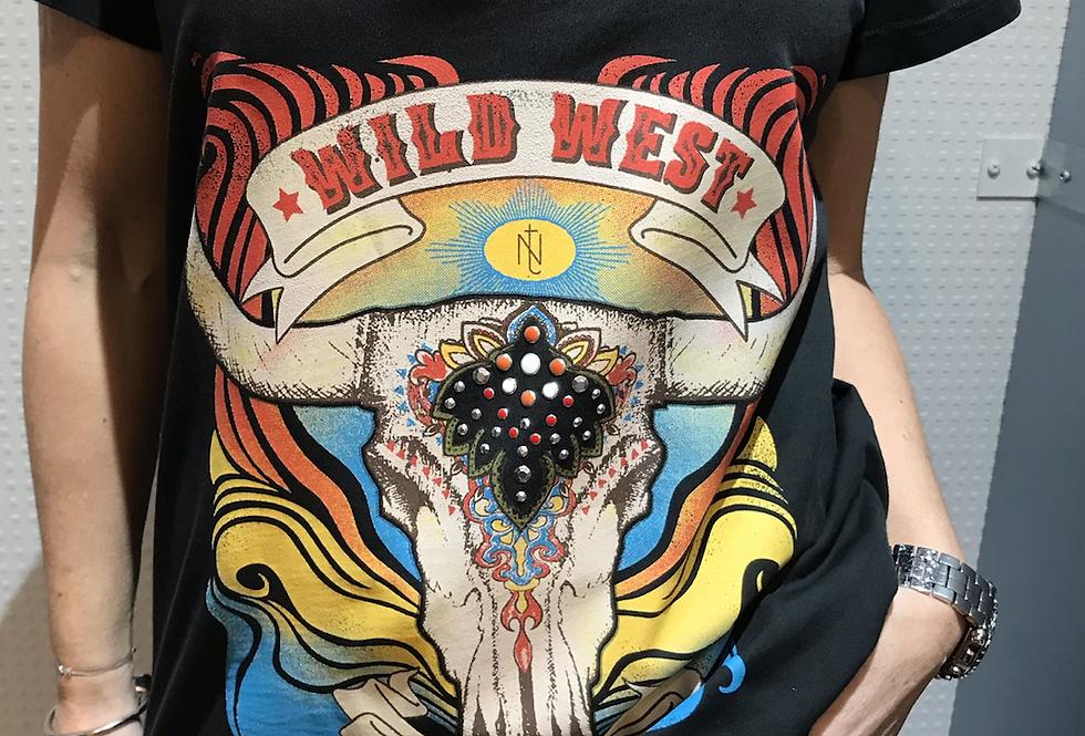 T Shirt NINE TEES