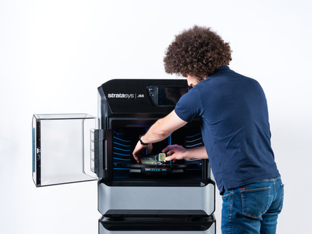 Stratasys' challenge on recycling printed support material removed by waterjet