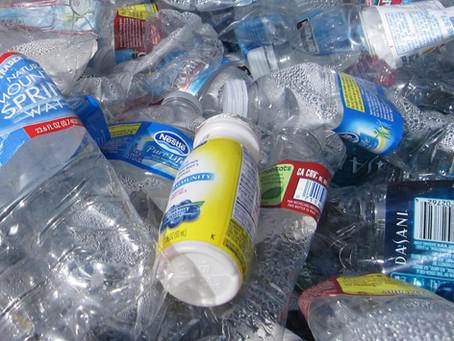 Strauss' Challenge on White Colored PET Bottles