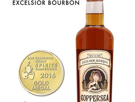 Coppersea Excelsior Wins Gold At World Spirits Judging.