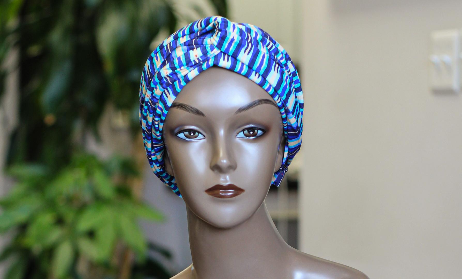 Long Tailed Turban