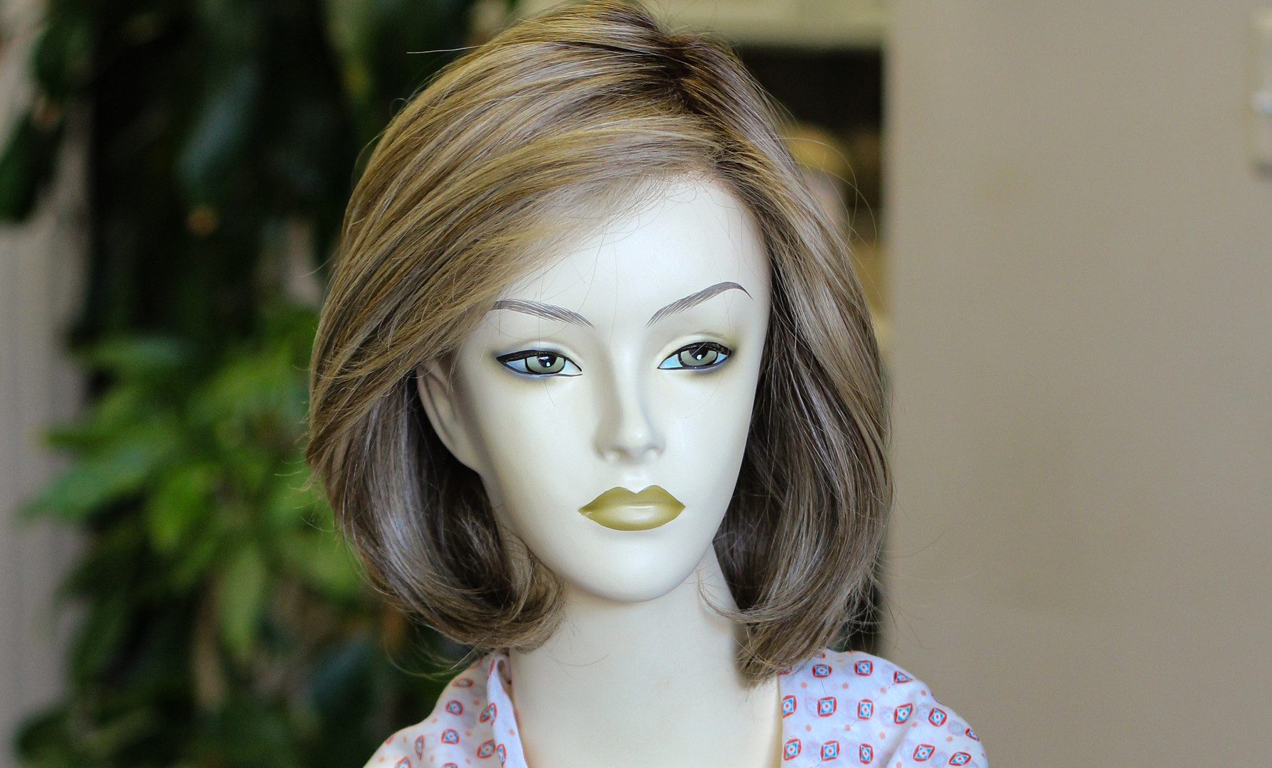 Lace Front Synthetic C