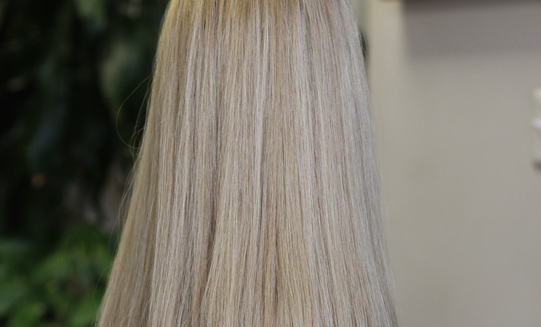 Lace Front Straight Human Hair F