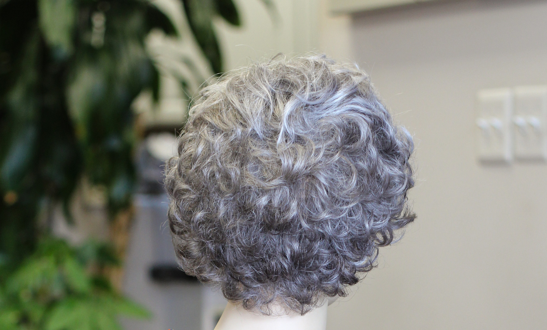 Short Curly Synthetic H