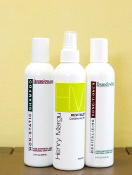 Curly Synthetic Maintenance Kit $30
