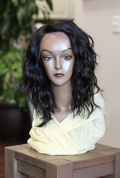 Wavy Lace Front Synthetic K