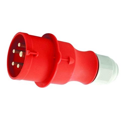 Three Phase 16A Plug NLS4016P