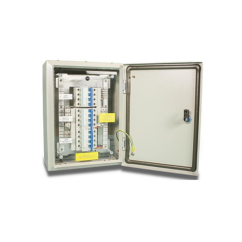 Wall Mountable 3/3 32A Bypass RB1-S-EMBS-32A-4P-ISO-344-AUX
