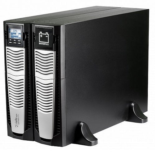 Riello 10000VA Sentinel Dual with 3 minutes - Hardwired SDU 10000