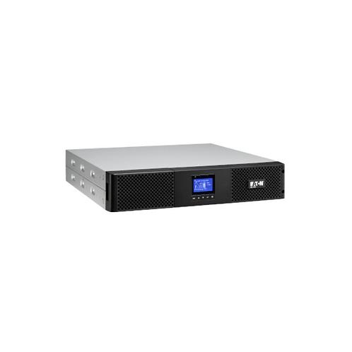 Eaton 9SX UPS, 1500 VA, 1350 W, Input: C14, Outputs: (6) C13, Rack, 2U UPS