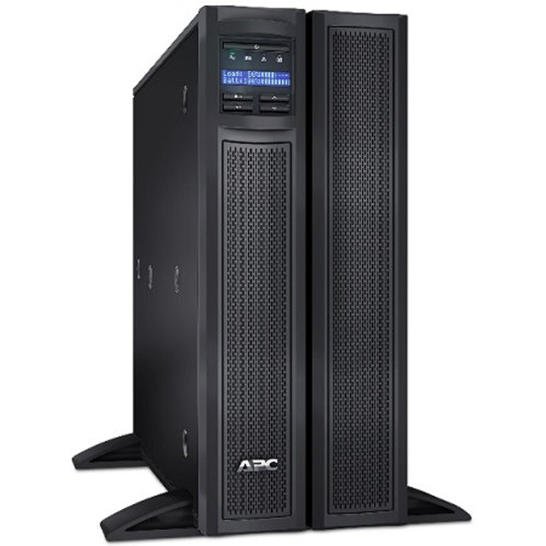 APC Smart-UPS X 3000VA Rack/Tower LCD 200-240V with Network Card SMX3000HVNC