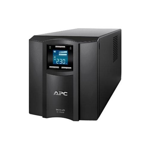 APC Smart-UPS C 1000VA LCD 230V SMC1000IC